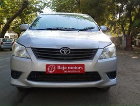 Toyota Innova 2012-2013 2.5 GX (Diesel) 7 Seater BS IV MT for sale in Ahmedabad
