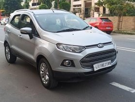 Ford EcoSport 2014 1.5 DV5 MT Titanium for sale in Ahmedabad