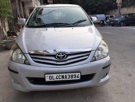 Toyota Innova 2004-2011 2.5 G4 Diesel 7-seater MT for sale in New Delhi