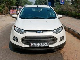 Used Ford EcoSport 1.5 Petrol Titanium AT 2017 for sale in New Delhi
