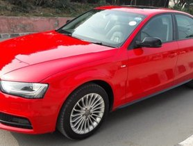 2016 Audi A4 AT for sale at low price in New Delhi