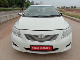 Used 2010 Toyota Corolla Altis Diesel D4DG MT for sale in Ahmedabad