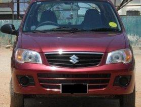 Used Maruti Suzuki Alto K10 VXI 2014 MT for sale in Coimbatore
