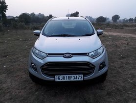 2014 Ford EcoSport 1.5 DV5 MT Titanium Optional for sale in Ahmedabad