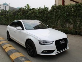 2014 Audi A4 AT for sale in Mumbai