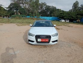 Audi A3 AT 2015 in Bangalore