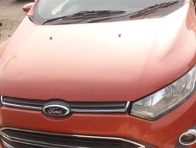Used Ford EcoSport 2014 Diesel MT for sale in New Delhi