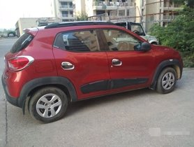 2015 Renault Kwid Petrol MT for sale in Faridabad