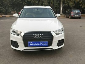 2016 Audi Q3 Diesel At for sale in Faridabad