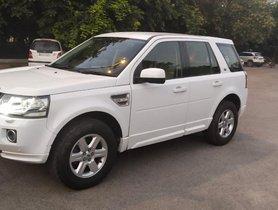 2014 Land Rover Freelander 2 DIesel AT for sale in Faridabad