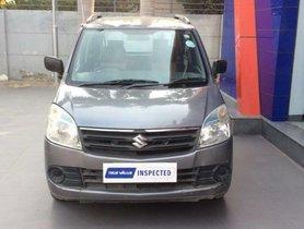 2012 Maruti Suzuki Wagon R Petrol MT for sale in Faridabad