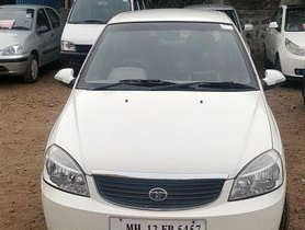 Used Tata Indigo GLX MT car at low price in Pune
