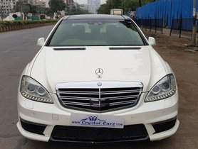 Mercedes Benz S Class 2005 2013 S 500 AT 2010 for sale
