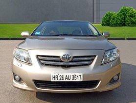 2008 Toyota Corolla Altis VL AT for sale at low price in New Delhi