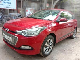 Used Hyundai i20 MT car at low price in Pune
