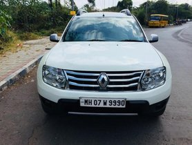 Renault Duster RXZ 110PS MT for sale in Pune