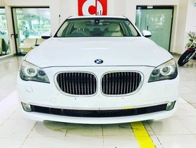 Used 2011 BMW 7 Series AT for sale in Pune