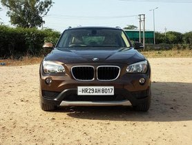 BMW X1 2012-2015 sDrive 20D xLine AT for sale in New Delhi
