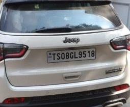 2019 Jeep Compass 2.0 Limited Plus MT for sale at low price in Hyderabad