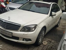 Used 2010 Mercedes Benz C-Class C 200 CGI Elegance AT for sale in Nagpur