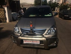 Used Toyota Innova MT 2004-2011 car at low price in Hyderabad