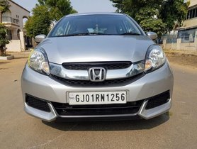 2016 Honda Mobilio S i-VTEC MT for sale at low price in Ahmedabad