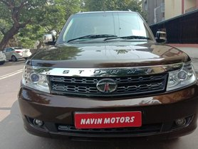 2017 Tata Safari Storme VX MT for sale in Ahmedabad