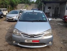 Used 2012 Toyota Etios VXD MT for sale in Kolkata