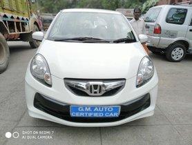 Used Honda Brio S MT car at low price in Thane