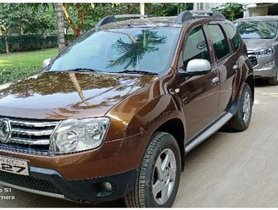 Used Renault Duster 110PS Diesel RXZ Optional with Nav 2013 MT for sale in Pune
