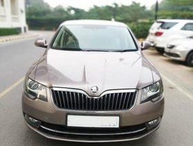 2014 Skoda Superb AT for sale at low price in New Delhi
