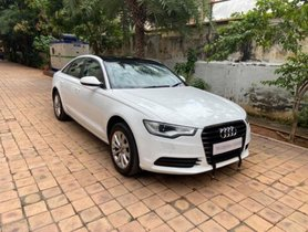 Audi A6 AT 2011-2015 2013 for sale in Chennai
