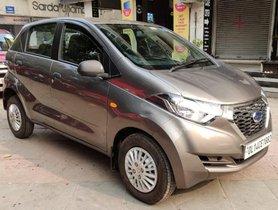 Used Datsun Redi-GO A MT car at low price in New Delhi