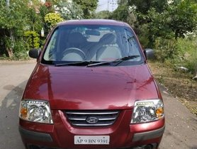 2008 Hyundai Santro Xing GL MT for sale at low price in Hyderabad