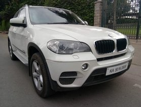 2012 BMW X5 xDrive 30d AT for sale in Bangalore