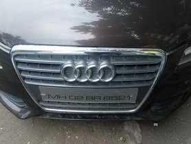 2011 Audi A4 AT for sale at low price in Mumbai