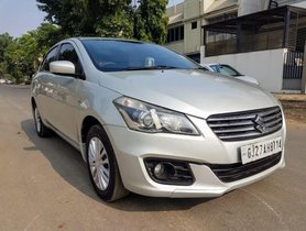 2015 Maruti Suzuki Ciaz MT for sale at low price