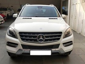 Used Mercedes Benz M Class ML250 CDI AT  car at low price in New Delhi