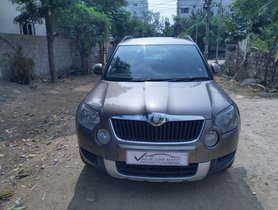 Used 2010 Skoda Yeti Elegance MT for sale in Hyderabad