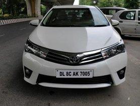 Used Toyota Corolla Altis VL AT 2015 for sale in New Delhi