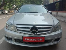 Used Mercedes Benz C-Class 220 CDI AT 2011 in Ahmedabad