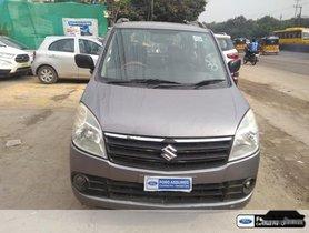 Used Maruti Suzuki Wagon R LXI CNG 2011 MT for sale in Hyderabad