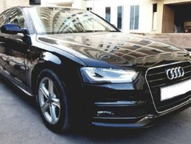 Audi A4 AT 2013 for sale in Chennai