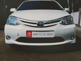 Toyota Etios 2010-2012 GD SP MT in Nashik