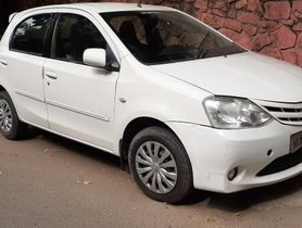 Used Toyota Etios Liva GD 2012 MT for sale in Pune