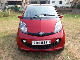 Tata Nano Twist XT MT 2015 in Ahmedabad