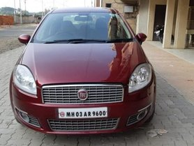 Fiat Linea Emotion Pack MT 2009 in Nagpur