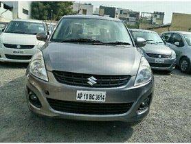 Maruti Suzuki Swift Dzire 2012 MT for sale in Hyderabad