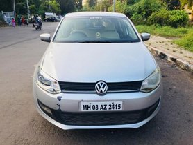 Volkswagen Polo 2009-2013 Petrol Highline 1.2L MT for sale in Pune