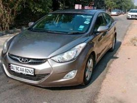 Used Hyundai Elantra AT car at low price in New Delhi